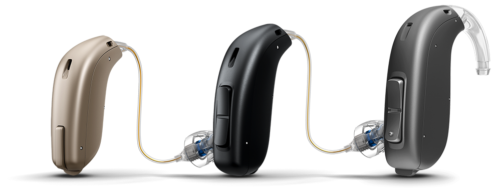 Oticon Opn Hearing Aid Family