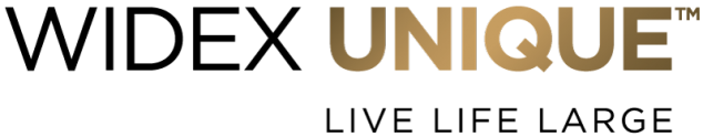 Widex Unique Logo
