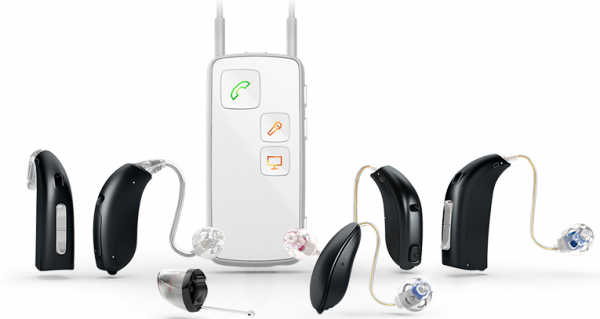 Oticon Alta2 Hearing Aid Family