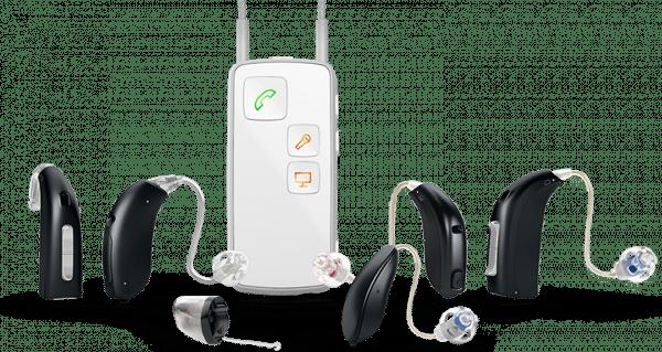 Oticon Alta2 Hearing Aid Family