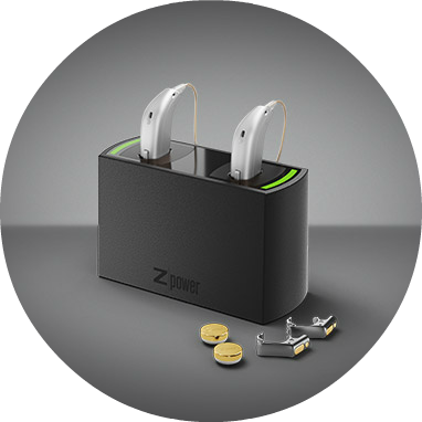 Oticon Opn Rechargeable Hearing Aids Sydney