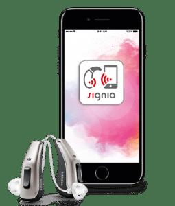 Siemens Pure BT Primax Hearing Aid