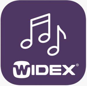 Widex Evoke Tonelink App