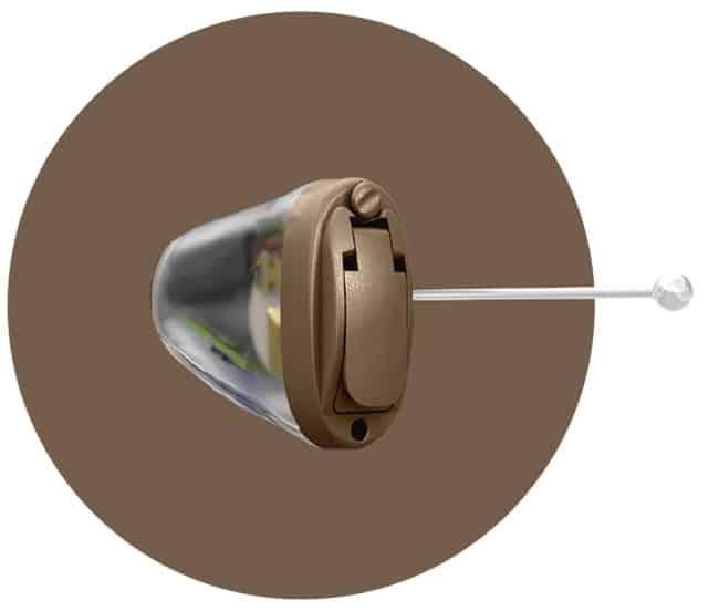 Invisible In Ear Oticon Opn