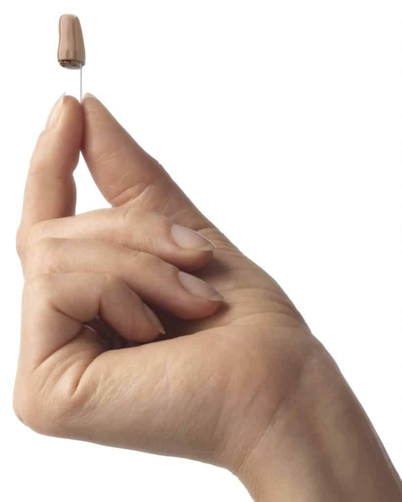 Invisible In Ear Oticon Opn Sydney