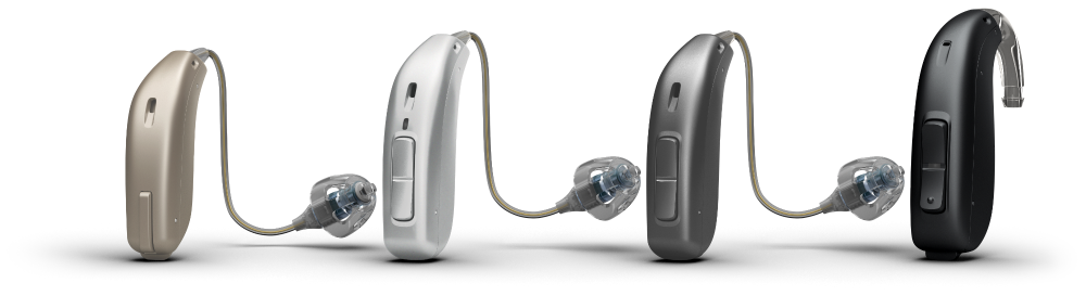 Oticon Opn S Hearing Aid Family